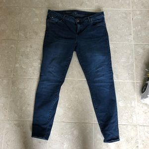 Kut from the Kloth toothpick skinny size 14